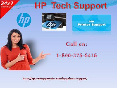 Can I Connect  With Hp Tech Support 1-800-276-6416 Team At Anytime