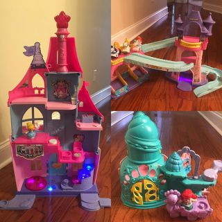 Disney Princess Collection Castle Playset