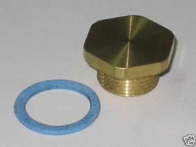 Sell Amal brass bowl drain plug Concentric 900 930 928 626 float bowl screw 622/155 motorcycle in Canyon Country, California, US, for US $7.00