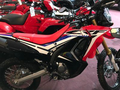 2017 Honda CRF250L Rally Dual Purpose Motorcycles Belle Plaine, MN