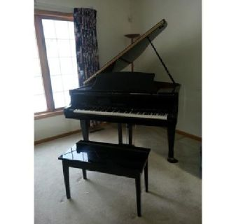 $9,000 OBO Kawai Grand Piano RX-1 For Sale