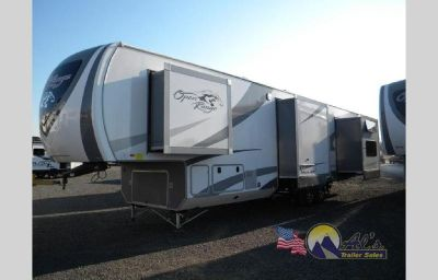 2018 Highland Ridge RV Open Range 3X 3X384RLS