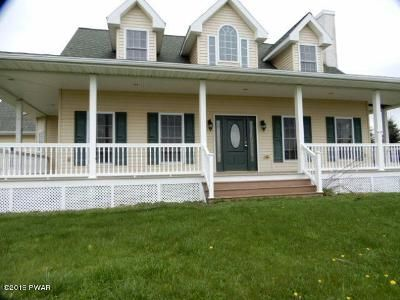 3 Bed 4 Bath Foreclosure Property in Lake Ariel, PA 18436 - Bidwell Hill Rd