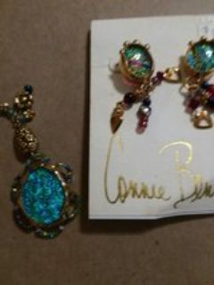 necklace/earing set brand new