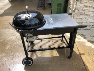 Weber Charcoal Grill
