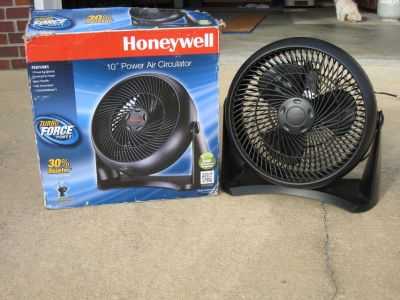 "Honeywell 10"" Fan"