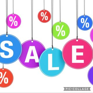 Sale on all my items!!!