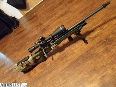 For Sale/Trade: Accuracy International rem 700