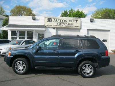 2005 Mitsubishi Endeavor Limited (Blue Pearl)
