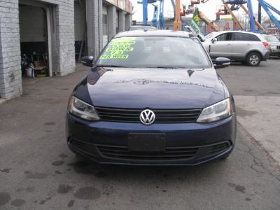 2011 Volkswagen Jetta SE PZEV (Blue)