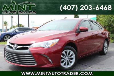 2015 Toyota Camry LE 4dr Sdn Auto (Ruby Flare Pearl)