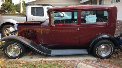1931 Chevrolet 2 Door Sedan
