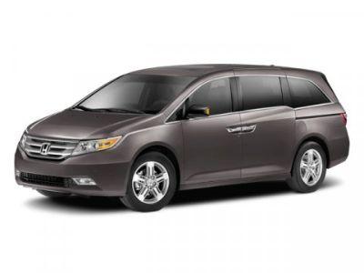 2011 Honda Odyssey Touring (Black)