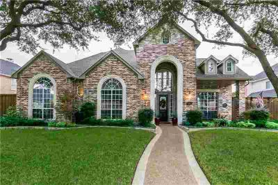 3233 Langley Drive Plano Five BR, Stunning custom home in