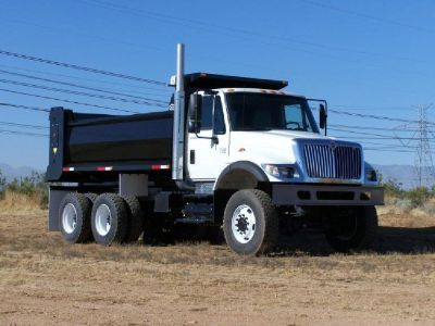Nationwide dump truck funding for all credit types