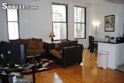 Studio Bedroom In Battery Park City