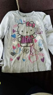 Hello Kitty size small