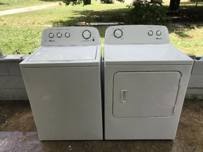 Amana Washer/Dryer Set includes Hoses & FREE DELIVERY!