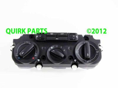 Purchase VW Volkswagen Fresh Air & Heater Dash Controls Unit GENUINE OEM BRAND NEW motorcycle in Braintree, Massachusetts, US, for US $197.95