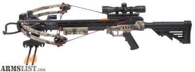 For Sale: SNIPER 370 COMPOUND CROSSBOW
