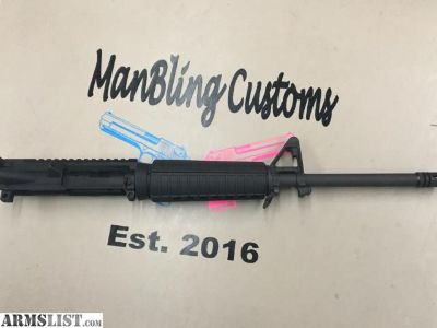 For Sale/Trade: Colt AR upper complete