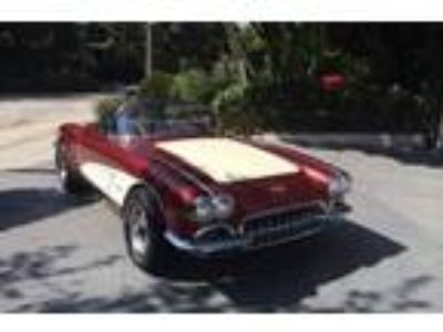 1959 Chevrolet Corvette Base Convertible 2-Door