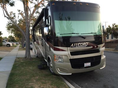 2015 Tiffin Motorhomes ALLEGRO OPEN ROAD 36LA