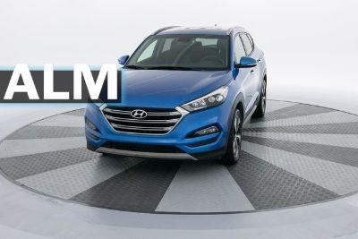 2017 Hyundai Tucson (Caribbean Blue)