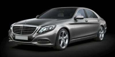 2015 Mercedes-Benz S-Class S550 4MATIC (Iridium Silver Metallic)