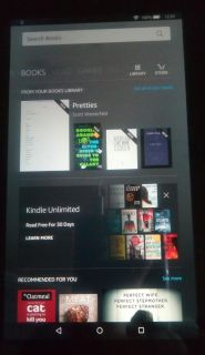 Kindle Fire, 5th Generation