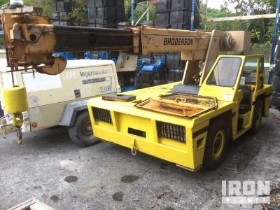 1998 Broderson IC-80-1E Carry Deck Crane
