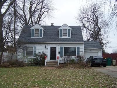 3 Bed Preforeclosure Property in Joliet, IL 60435 - Woodlawn Ave