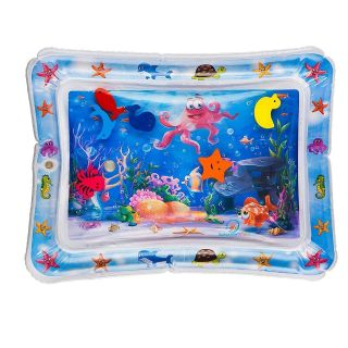 Infants Inflatable Tummy Time Water Play Mat