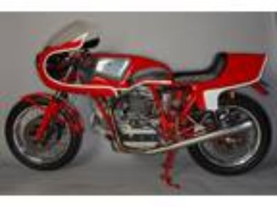 1980 Ducati Supersport Bevel Desmo