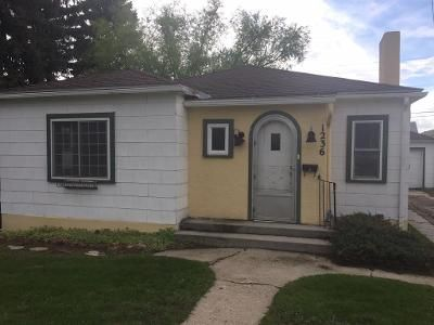 4 Bed 2 Bath Foreclosure Property in Butte, MT 59701 - Steele St