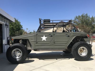 1974 VW Thing 181 Off Road SUBARU ENGINE CA street legal!