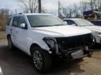 Salvage 2018 FORD EXPEDITION LIMITED for Sale