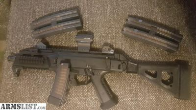 For Sale: CZ Scorpion EVO 3S1