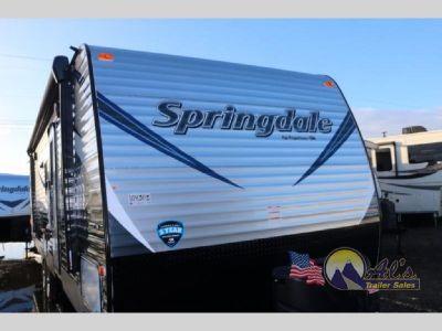 New 2018 Keystone RV Springdale 270BHWE