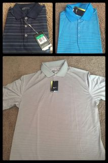 Men s Nike XL Polo ($30ea., 2 for $50 or $70 for all 3)
