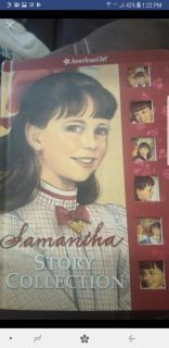 American girl doll Samantha story collection