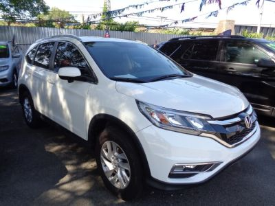 2016 Honda CR-V AWD 5dr EX-L w/Navi (Mountain Air Metallic)