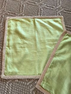 2 Pottery Barn Throw Pillow Covers