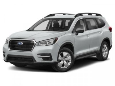2019 Subaru Ascent Limited (Crystal Black)