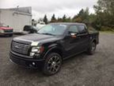 2012 Ford F-150 XL HARLEY DAVIDSON EDITION SuperCrew 6.5-ft. Bed 4WD