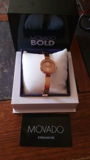 Movado Bold ladies watch