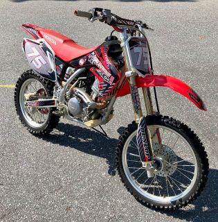 2012 Honda CRF 150R Expert Motocross Motorcycles Lowell, NC