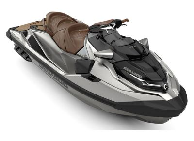 2018 Sea-Doo GTX Limited 300 Incl. Sound System 3 Person Watercraft Afton, OK