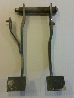 Sell 1989-1993 Dodge Ram hydraulic clutch and brake pedal assembly motorcycle in Lake Villa, Illinois, United States, for US $250.00