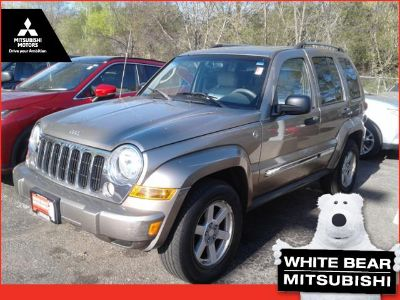 2005 Jeep Liberty Limited (CHAMPAGNE)